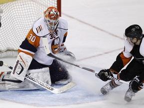 NHL: Філадельфія здобула вольову перемогу над Айлендерс