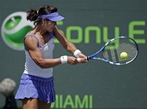Sony Ericsson урізає фінансування WTA