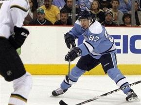 NHL: Дубль Кросби помог Питтсбургу одолеть Даллас