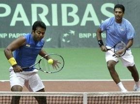 Кубок Дэвиса: Индия сокращает отставание в матче с Россией