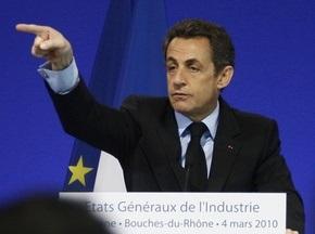Саркози намерен бороться с насилием на стадионах