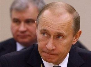 Путін вимагає пояснень провалу збірної Росії на Олімпіаді-2010
