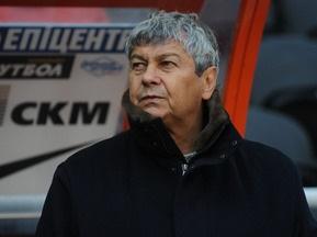 Луческу: Все силы направлены на Чемпионат и на Кубок