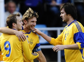 Сборная Украины сохранила 24-ю позицию в рейтинге FIFA