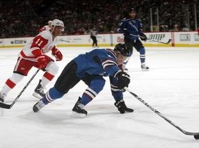 NHL: Детройт вириває перемогу в Колорадо