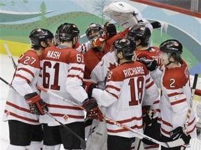 Хокей: Букмекери вважають Канаду фаворитом у фінальному двобої з США