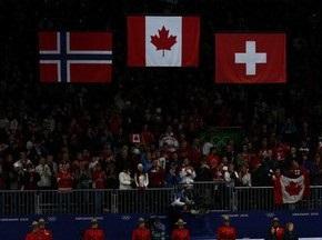 Канада досрочно побеждает в медальном зачете домашней Олимпиады