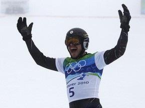 Канада завоевала золото в гигантском слаломе