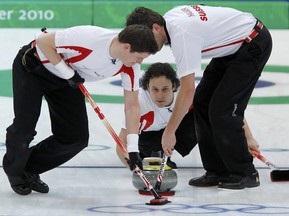 Керлинг: Швейцарцы взяли бронзу Олимпиады
