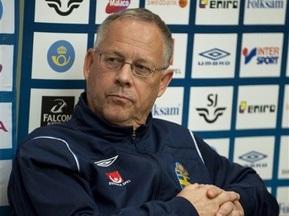 Лагербек назначен главным тренером сборной Нигерии