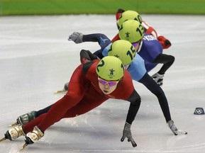 Шорт-трек: Китаянка выигрывает золото в соревнованиях на 1000 метров