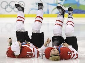 Шампанського: МОК обурений аморальністю канадських хокеїсток