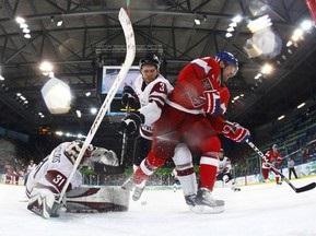 Хоккей: Латыши дали бой чехам