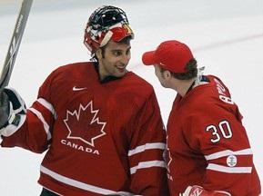 Хоккей: Канада разделалась с Германией. Завтра - Россия