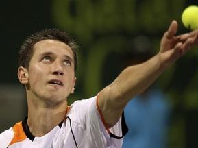 Дубаи ATP: Стаховский вылетает в первом раунде