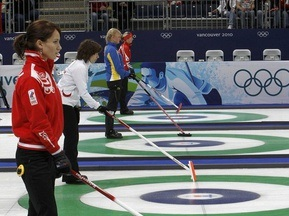 Керлинг: Швейцария уверенно обыгрывает Японию.