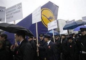 Пилоты Lufthansa приостановили забастовку