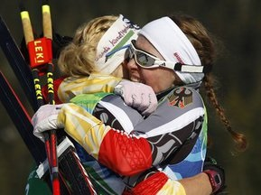 Ванкувер-2010: Немки забрали золото в командном спринте