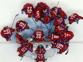 Фотогалерея: Росія vs Чехія. Без компромісів