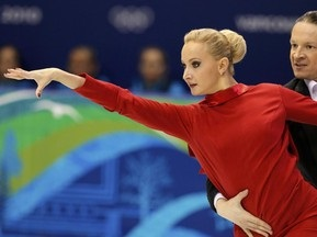 Фигурное катание: Российская пара лидирует после обязательного танца, украинцы - 11-е