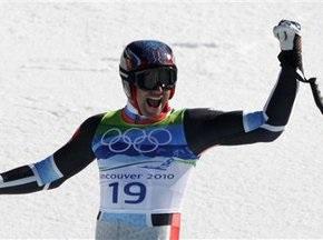 Гірські лижі: Свіндаль перемагає в супергіганті