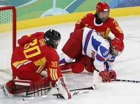 Хокей: Росіянки виграли у збірної Китаю