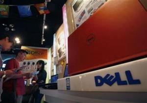 Чистая прибыль Dell снизилась на четверть