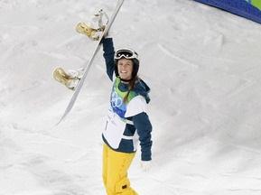 Сноуборд: Тора Брайт выигрывает золото