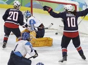 Хокей: Американки громлять збірну Фінляндії