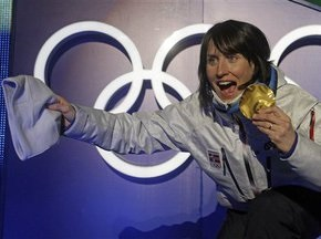 Олімпійська чемпіонка Ванкувера залишилася без призових