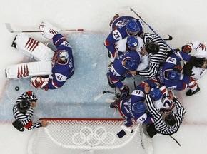 Фотогалерея: Чехия vs Словакия