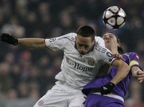 Лига Чемпионов: Бавария без Тимощука дожала Фиорентину