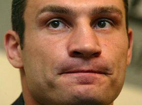 Виталий Кличко планирует завязать с профессиональным спортом