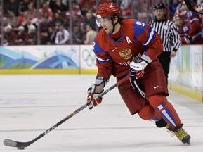 Хокей: Росіяни розгромили латишів