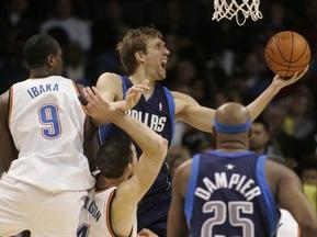 NBA: Новий Даллас безсилий перед молодою Оклахомою