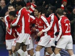 Перед матчем с Порту лазарет Арсенала пополнился тремя игроками