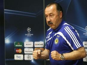 Газзаєв не має наміру йти з Динамо, щоб очолити збірну Росії