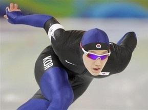 Конькобежный спорт: Золото добывает Мо