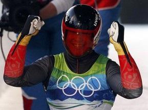Санный спорт: Феликс Лох завоевывает золото
