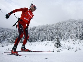 Бьорндален: Я був дуже добре підготовлений на попередній Олімпіаді