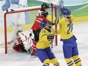 Ванкувер-2010: Шведские хоккеистки громят Швейцарию