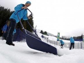Соревнования горнолыжников пройдут в понедельник
