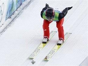 Олимпиада-2010: Два украинца прошли квалификацию в прыжках с трамплина