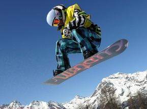 Напередодні Олімпіади. Сноубординг