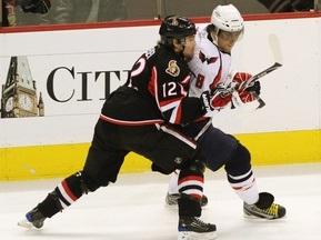 NHL: Вашингтон терпит второе поражение подряд