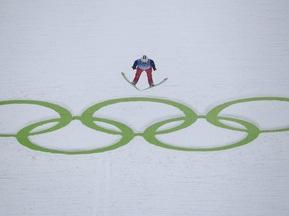 Напередодні Олімпіади. Стрибки з трампліна