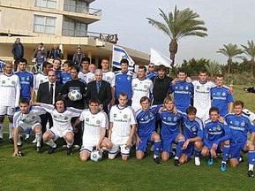Динамо побеждает в Португалии