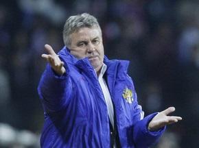 Хіддінка планують змінити російським тренером