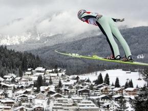 Напередодні Олімпіади. Лижне двоборство