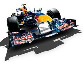 Команда Red Bull представила новий болід